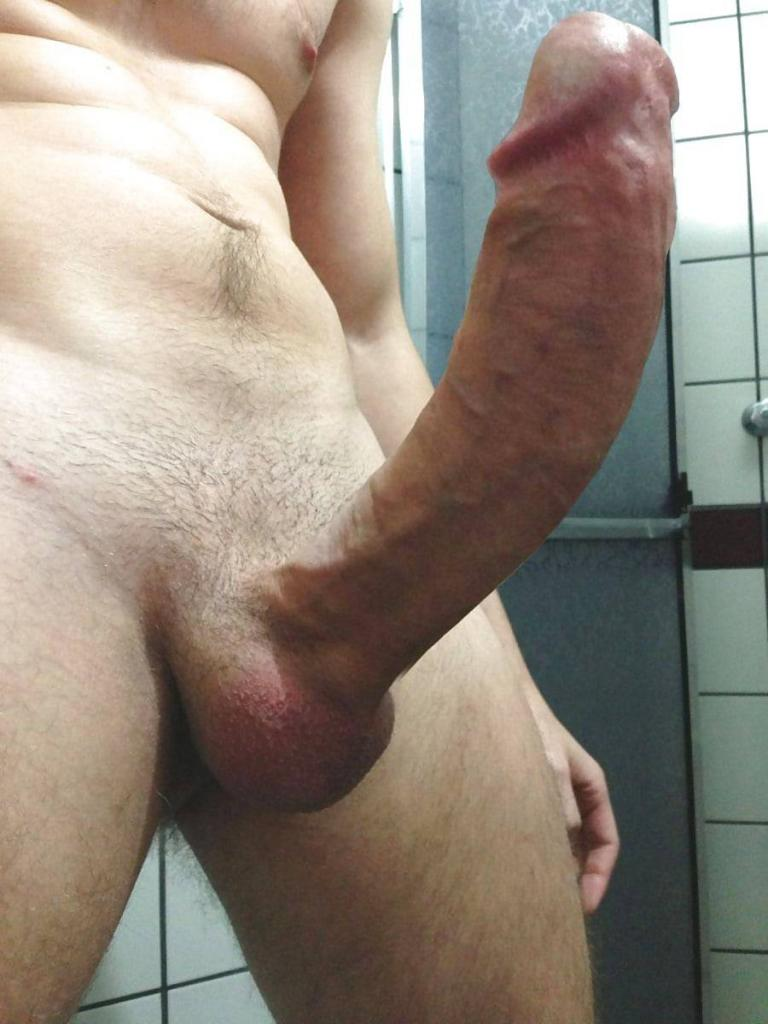 Big White Gay Cock BWC Needs Tight Ass